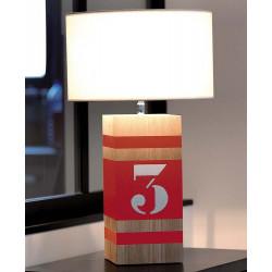 Lampe rouge L34