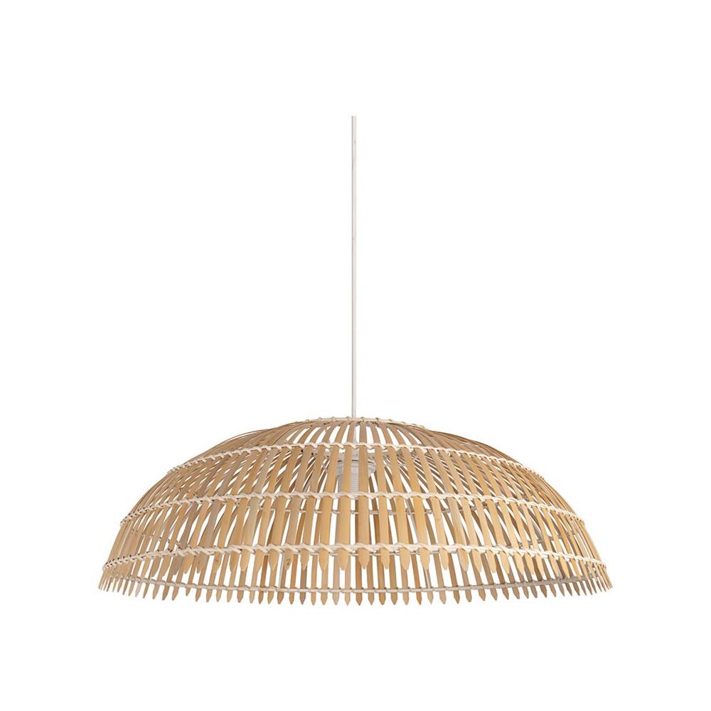 grande suspension en bambou naturel achat sur lampe avenue. Black Bedroom Furniture Sets. Home Design Ideas