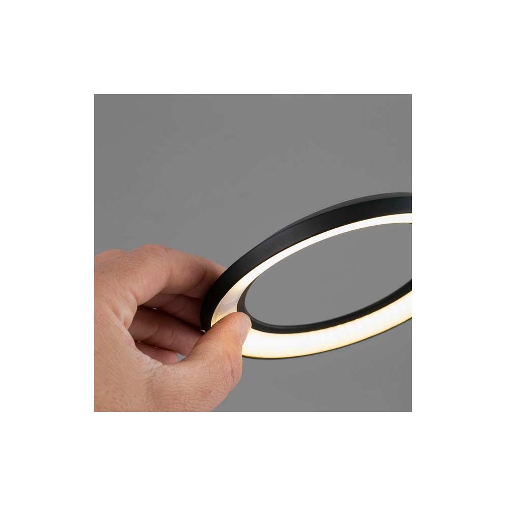 Lampe de bureau led tactile avec variateur de lumi re - Lampe de bureau professionnel ...