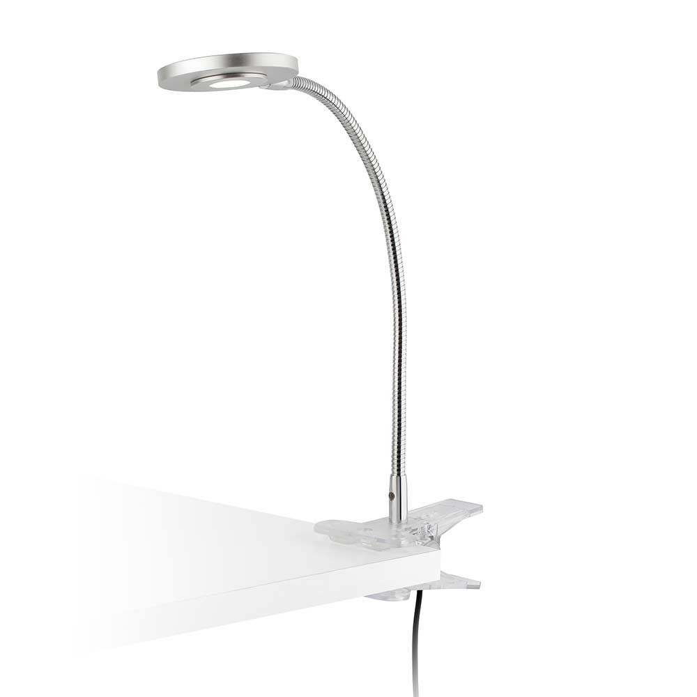 Lampe pince led design lampe avenue for Lampe a accrocher au lit
