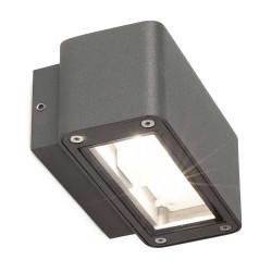 Applique extérieure LED en alu