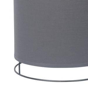 Lampe grise lanterne