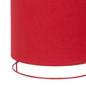 Lampe lanterne rouge