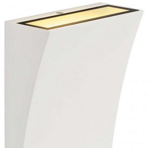 Applique LED blanche IP44