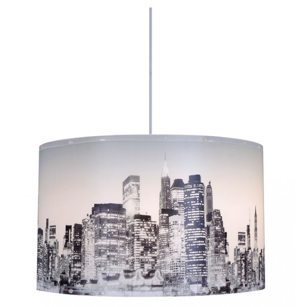 Suspension building New-York, luminaire déco en vente sur ...