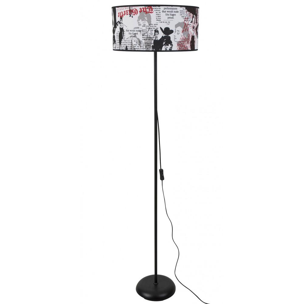 Lampadaire abat jour style starlet achat sur lampe avenue - Abat jour pour lampadaire ...