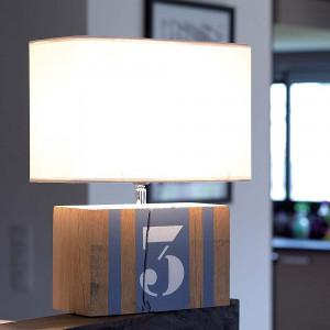 Lampe bleue L34