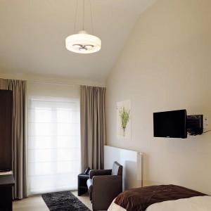 Suspension chambre hotel