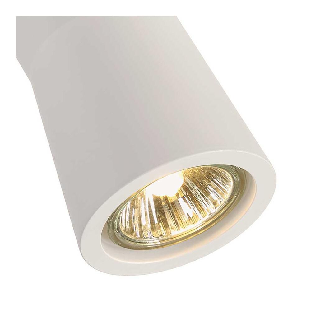 Spot blanc au design r tro lampe avenue for Spot design exterieur