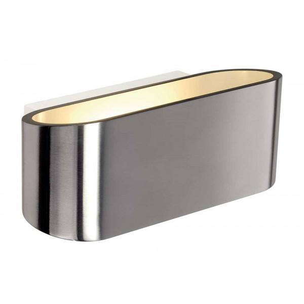 Applique métal brossé