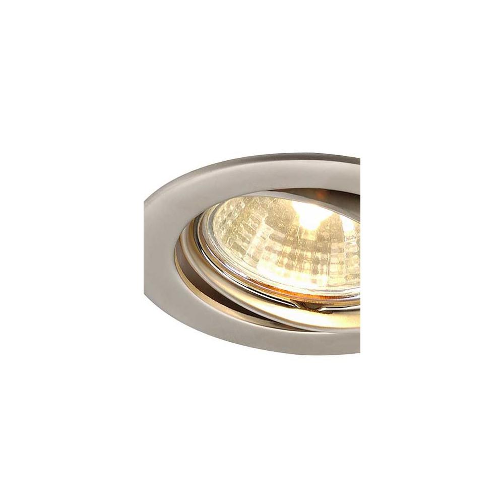 Spot pas cher encastrable et orientable achat sur lampe for Spot exterieur orientable