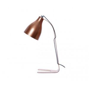 Lampe cuivré de bureau