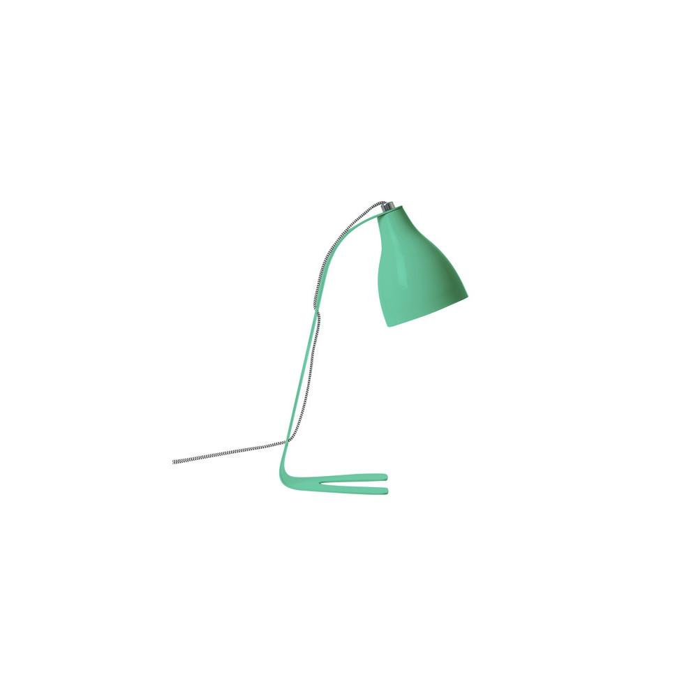Lampe de bureau barefoot vert meraude lampe avenue - Lampe de bureau verte ...