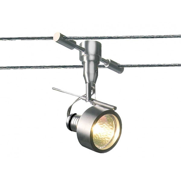 Spot alu pour câble tendu