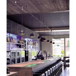 Luminaire rail pour bar
