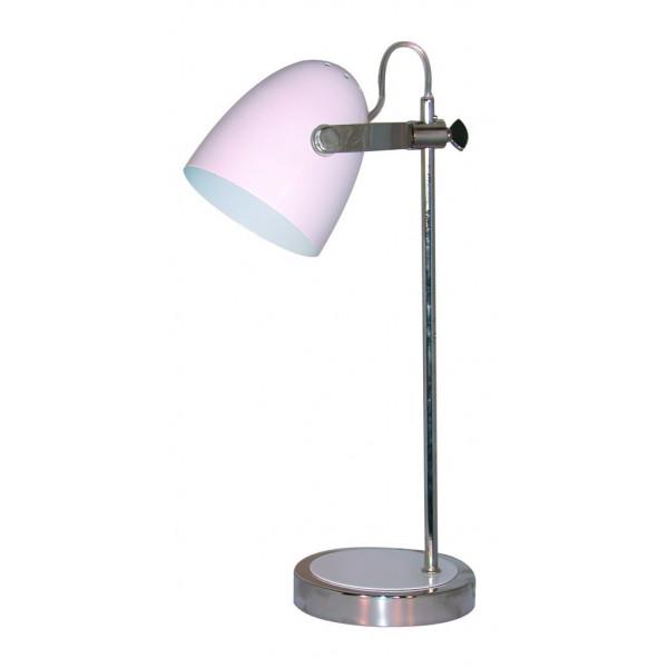 Lampe de bureau blanche -30%