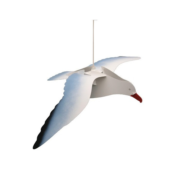 Suspension enfant mouette