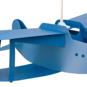 Suspension enfant bleue