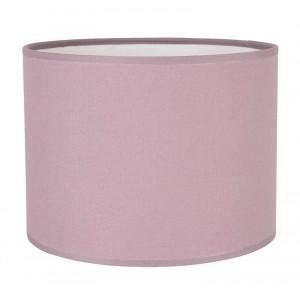 Abat-jour guimauve cylindre