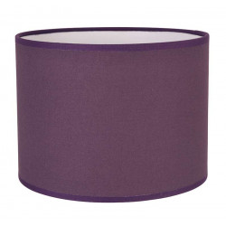 Abat-jour cylindre figue