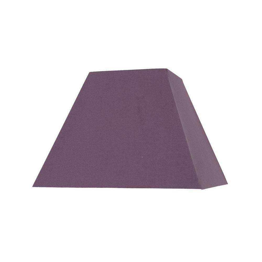 abat jour pyramide figue base carr e en vente sur lampe. Black Bedroom Furniture Sets. Home Design Ideas