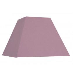 Abat-jour pyramide mauve