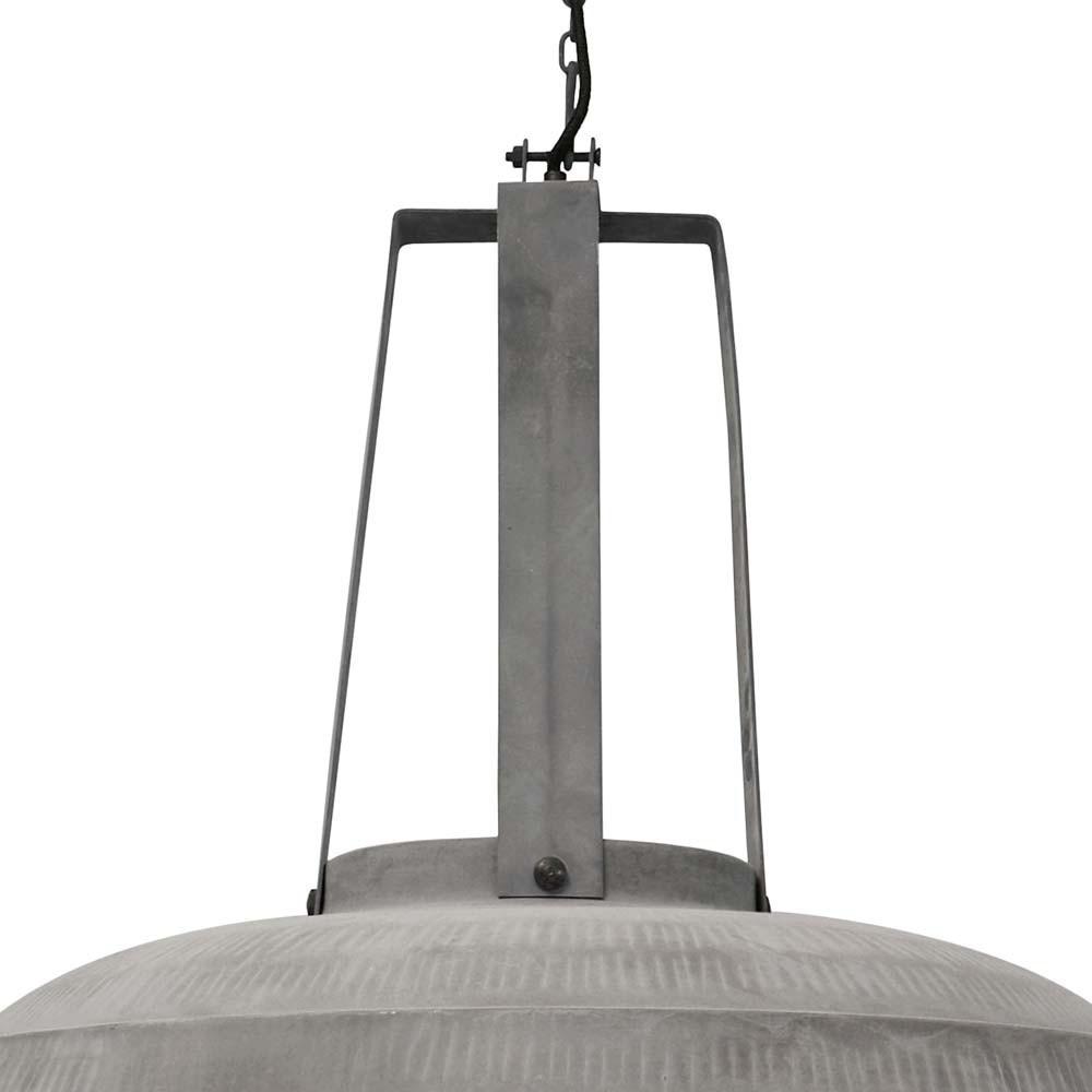 t rs grande suspension industrielle effet b ton lampe avenue. Black Bedroom Furniture Sets. Home Design Ideas