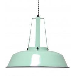 suspension vert pastel