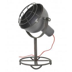 Lampe design industriel