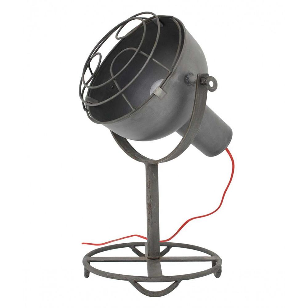 lampe design industriel avec projecteur orientable lampe avenue. Black Bedroom Furniture Sets. Home Design Ideas