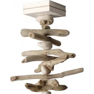 suspension bois flottes