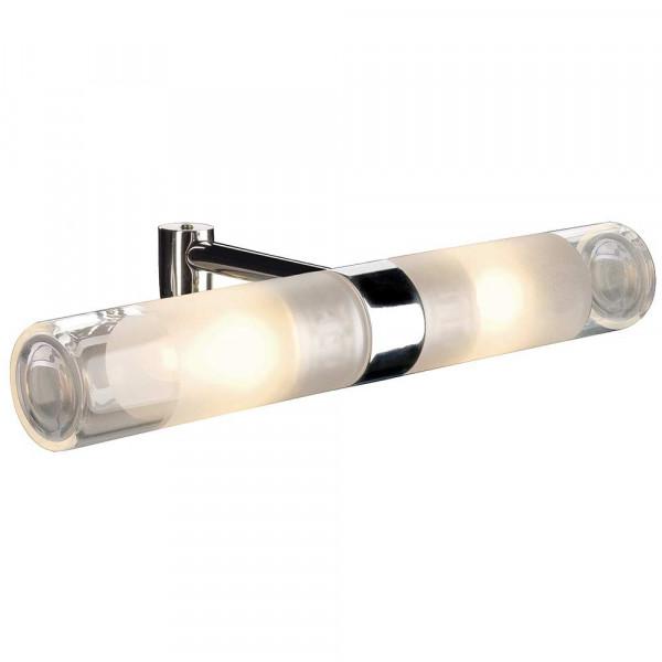 Luminaire à fixer sur miroir salle de bain