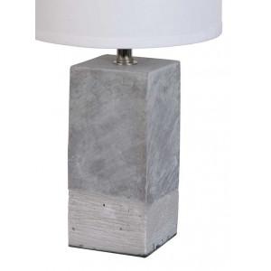 Lampe beton contemporaine