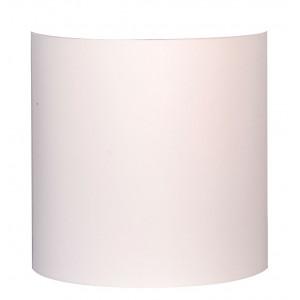 applique murale en coton blanc demi lune vente sur lampe. Black Bedroom Furniture Sets. Home Design Ideas