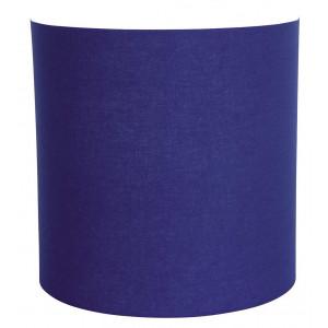Applique abat-jour bleu