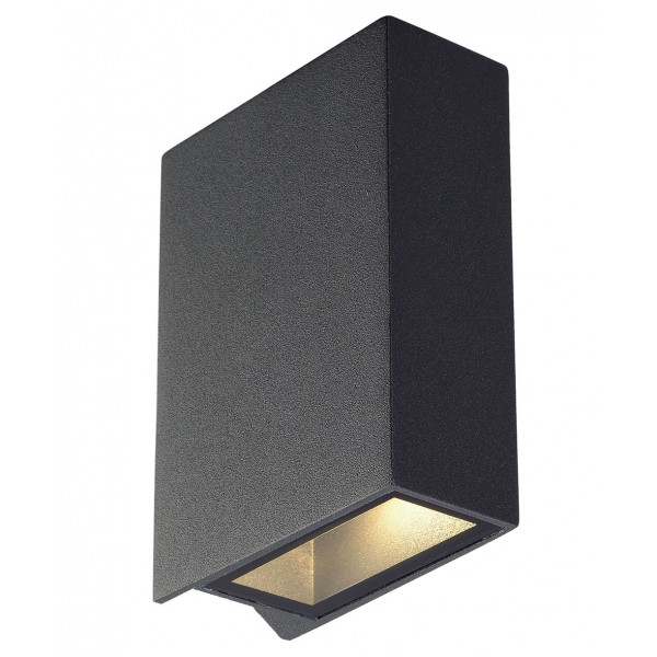 Applique LED anthracite