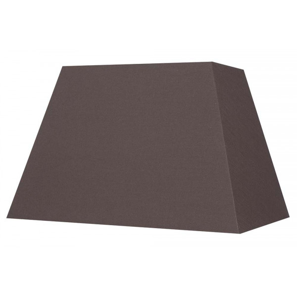 abat jour pyramide couleur caf d co et petit prix sur lampe avenue. Black Bedroom Furniture Sets. Home Design Ideas