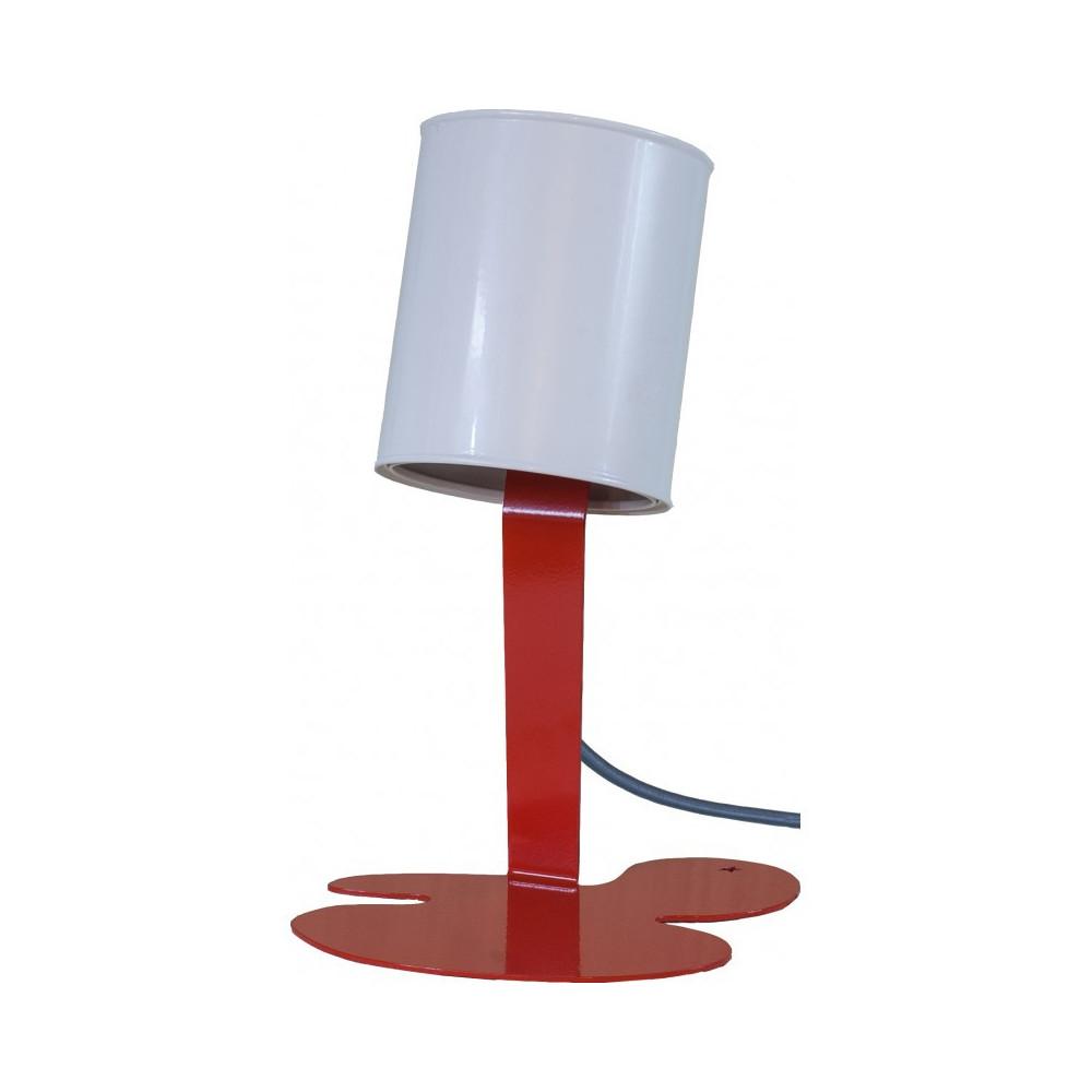 Lampe de table design et originale p 39 tite oups luminaire - Lampe de chevet fille originale ...