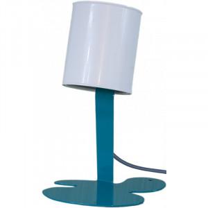 Lampe originale P'tite Oups - blanc bleu