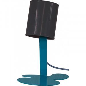 Lampe originale P'tite Oups - gris bleu