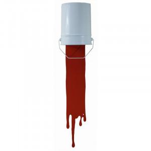 Applique murale Oups - blanc rouge