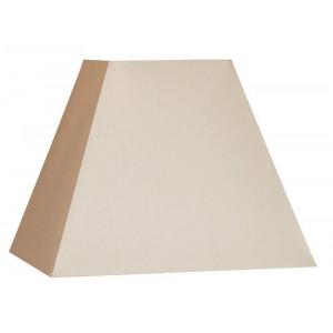 Abat-jour pyramide crème