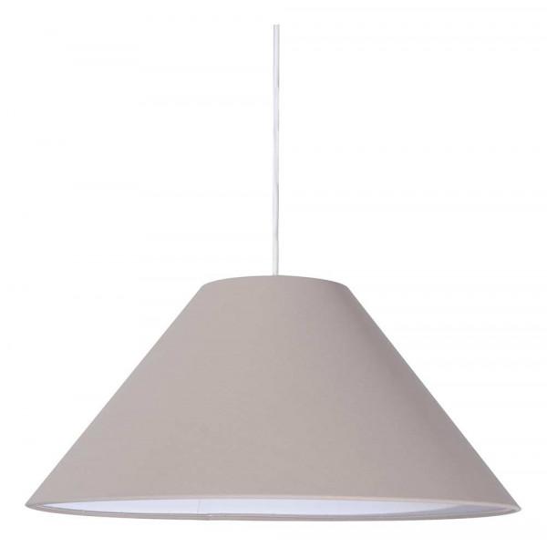suspension abat jour conique chanvre luminaire int rieur. Black Bedroom Furniture Sets. Home Design Ideas