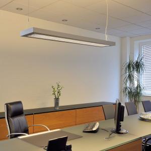 Suspension luminaire bureau entreprise