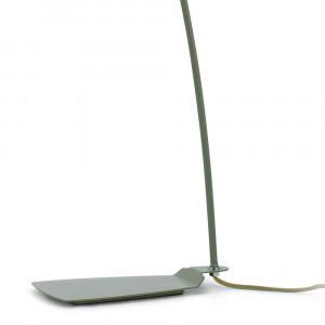 Lampadaire rétro en métal