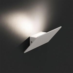 Applique blanche design LED