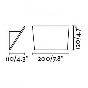 Applique et dimensions