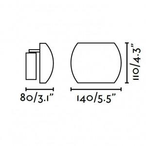 Applique dimensions