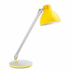 Lampe bureau jaune