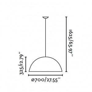 dimensions et caractéristiques